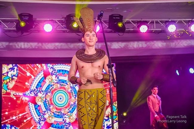 Hotboy bác sĩ Võ Huỳnh Tiến đăng quang ngô vị Á vương Mister Tourism Globe 2019