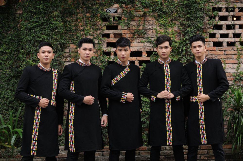 Lộ diện 5 thí sinh tài năng nhất bảng Quý Ông bước vào Chung kết cuộc thi Đại sứ Áo dài Việt Nam 2019