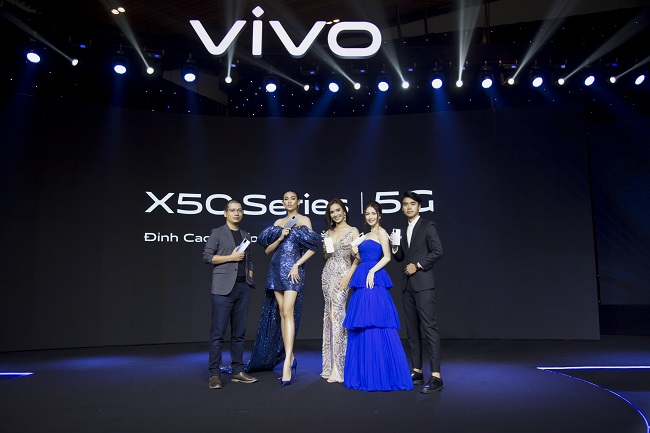 Toàn cảnh sự kiện trực tuyến ra mắt siêu phẩm đáng chú ý bậc nhất làng công nghệ Việt 2020: vivo X50 Series
