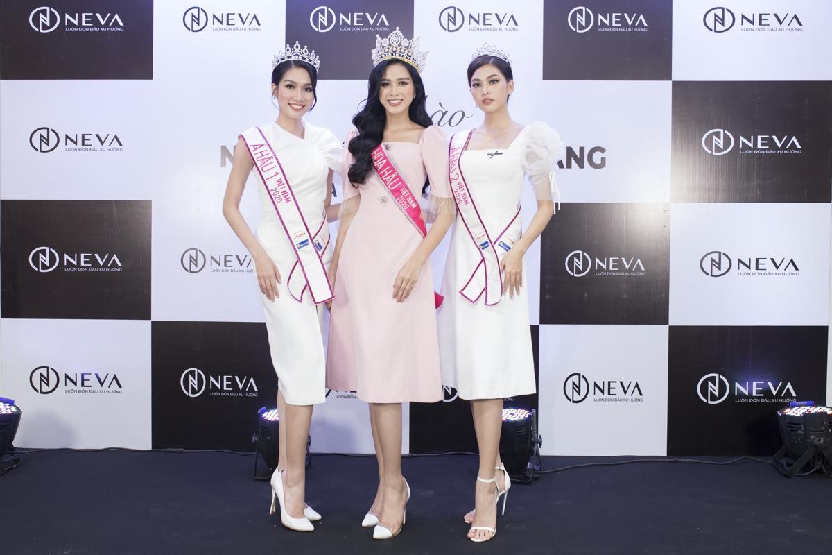 NEVA tự hào tiếp bước thành công cho Hoa hậu Việt Nam 2020